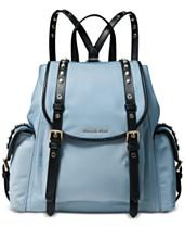 9e713ae4c MICHAEL Michael Kors Leila Medium Flap Nylon Backpack