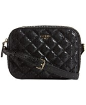 GUESS Kamryn Quilted Crossbody a37454d55dcb9