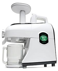 Greenstar Elite Jumbo Twin Gear Complete Masticating Juicer