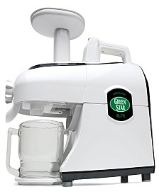 Tribest Greenstar Elite Jumbo Twin Gear Complete Masticating Juicer