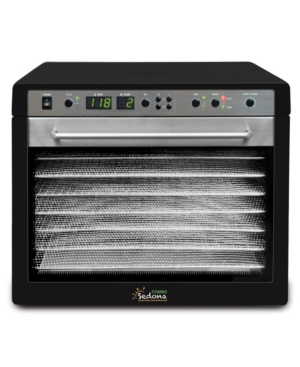 Tribest Sedona Combo Dehydrator with 9 Stainless Steel Trays