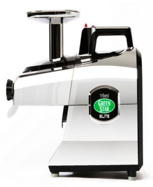 Tribest Greenstar Elite Jumbo Twin Gear Complete Masticating Juicer