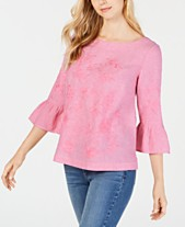 31424d5b8f3 bell sleeve tops - Shop for and Buy bell sleeve tops Online - Macy s