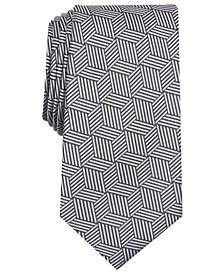 Men's Geometric Tie, Created for Macy's