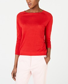 Weekend Max Mara Uditore 3/4-Sleeve Sweater