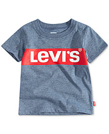 Levi's® Baby Boys Logo Graphic Cotton T-Shirt