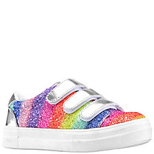 Nina Little & Big Girls Gizella Glitter Sneakers
