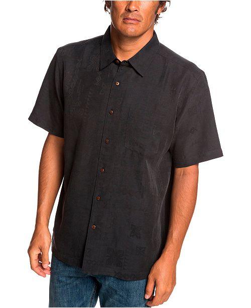 Quiksilver Quiksilver Men's Kelpies Bay Shirt