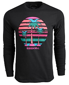 Ezekiel Men's Palm Tree Graphic Shirt