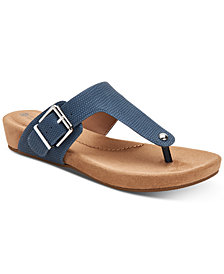 Giani Bernini Memory Foam Rivver Sandals, Created for Macy's