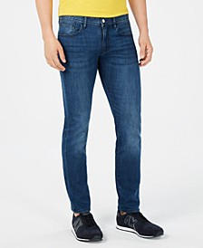 Denim Five Pocket Pant