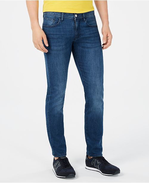 fe216a30 Men's Slim-Fit Stretch Jeans