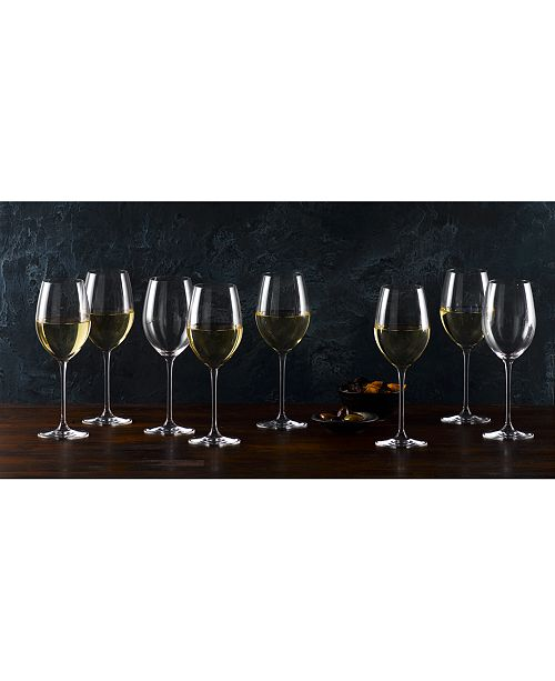 Marquis by Waterford Moments White Wine Glasses, Set of 8