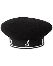 Kangol Men's Bermuda Striped Logo Hat
