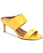 d02fbdaa11 Calvin Klein Women's Cecily Dress Sandals, Created For Macy's. Quickview. 5  colors