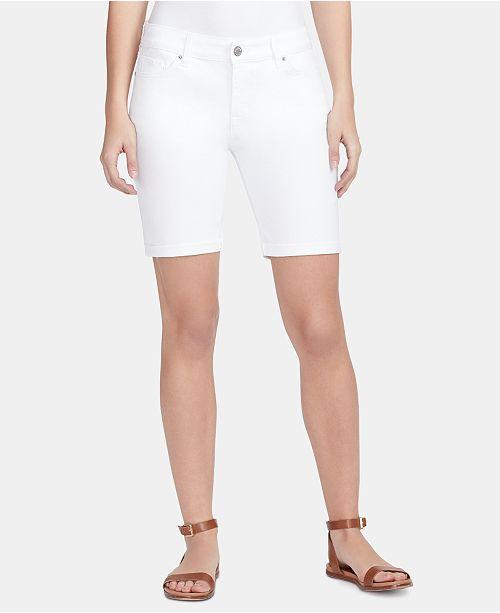 WILLIAM RAST Cuffed Bermuda Shorts