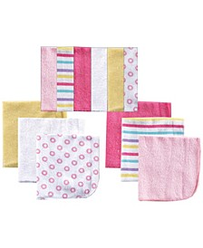 Washcloths, 12-Pack, One Size