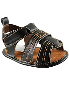 Luvable Friends Casual Sandals, 0-18 Months