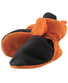 Luvable Friends Fleece Booties, 0-18 Months