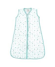Luvable Friends Safe Sleep Wearable Muslin Sleeping Bag/Blanket, 0-24 Months