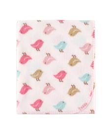 Luvable Friends Fleece Blanket, One Size