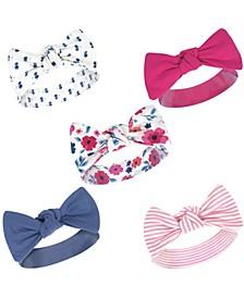 Organic Headbands, 5-Pack, One Size