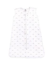 Soft Jersey Cotton Safe Sleep Wearable Sleeping Bag, 0-24 Months
