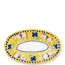 Campagna Small Oval Tray