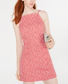 French Connection Whisper Light Printed Dress