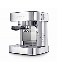 Espressione Automatic Pump Espresso Machine with Thermo Block System