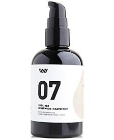 07 Breather Moisturizing Body Oil, 3.4-oz.