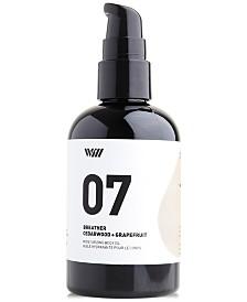 Way Of Will 07 Breather Moisturizing Body Oil, 3.4-oz.