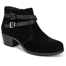 White Mountain Tacy Ankle Booties