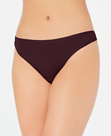 Charter Club Supima Cotton Thong, Created for Macy's