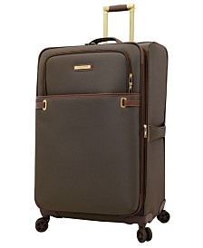 """London Fog Oxford II 29"""" Softside Spinner Suitcase, Created for Macy's"""