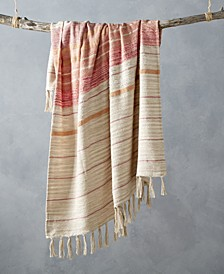 "Bazaar Cotton 50"" x 60"" Throw"