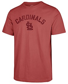 '47 Brand Men's St. Louis Cardinals Hudson Cascade T-Shirt