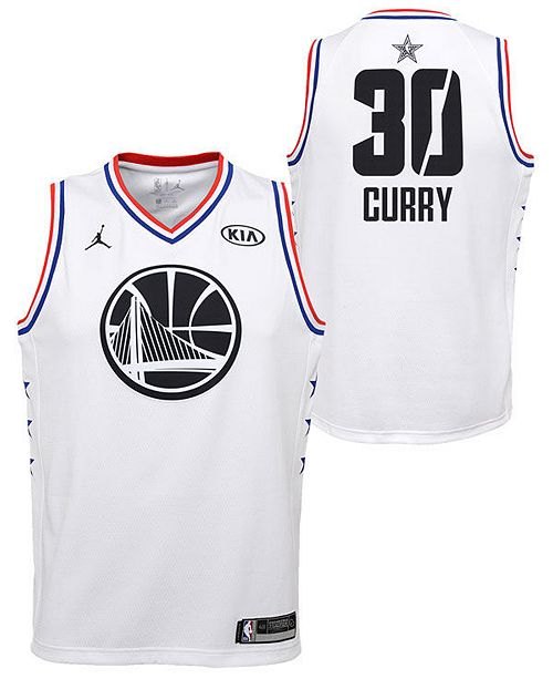 newest 4f530 49bc6 Outerstuff Big Boys Stephen Curry Golden State Warriors All ...