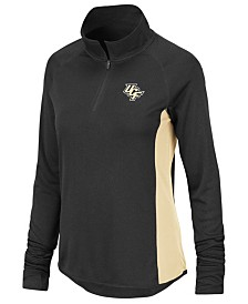 Colosseum Women's University of Central Florida Knights Albi Quarter-Zip Pullover