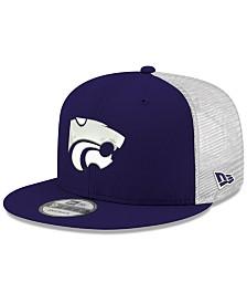 New Era Kansas State Wildcats TC Meshback Snapback Cap