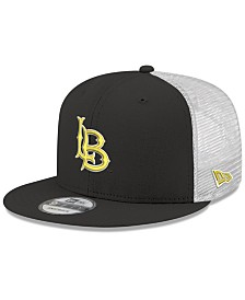 New Era Long Beach State 49ers TC Meshback Snapback Cap