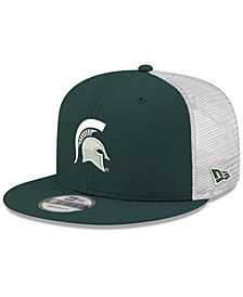 New Era Michigan State Spartans TC Meshback Snapback Cap