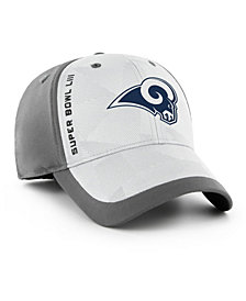 '47 Brand Los Angeles Rams Super Bowl LIII Uphill CONTENDER Stretch Fitted Cap