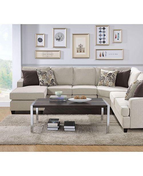 Acme Furniture Jethro Coffee Table