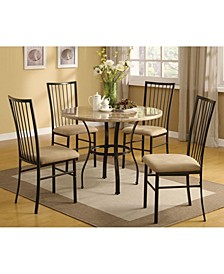 Darell 5-Piece Dining Set