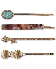 lonna & lilly Gold-Tone 4-Pc. Set Bobby Pin, Created for Macy's