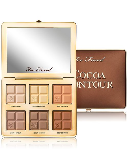 Too Faced Cocoa Contour Contouring & Highlighting Palette