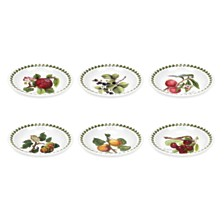 Portmeirion Pomona Soup Bowl Assorted Set/6
