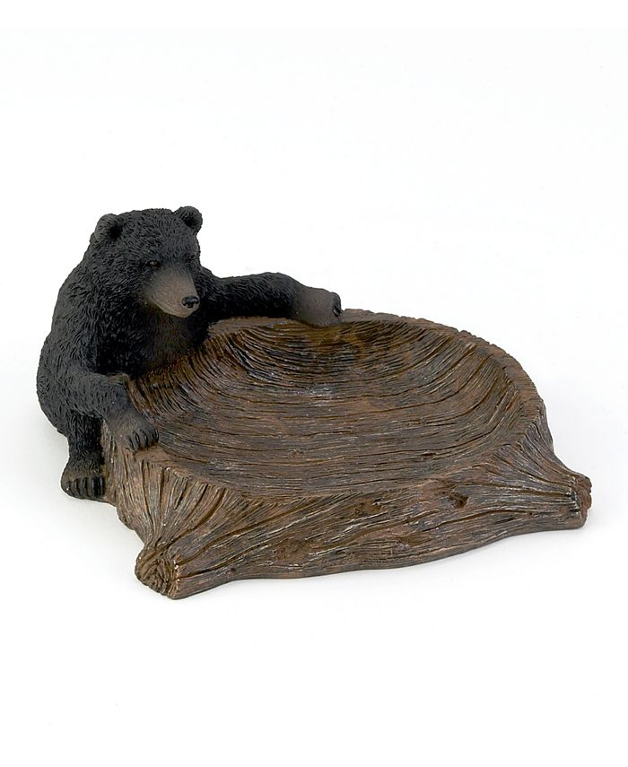 Avanti - Black Bear Lodge Soap Dish