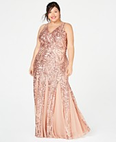 2b04d7aa658 Plus Size Sequin Dress  Shop Plus Size Sequin Dress - Macy s